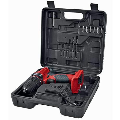WerkaPro 10963 Drill 20 V Lithium with Accessories