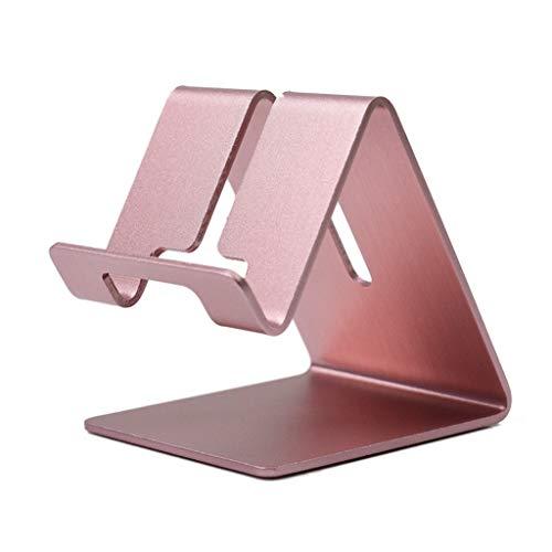 WZHZJ. Aluminium-Handy-Halter-Faulenständer Tischschreibtisch-Halterung-Halterung...
