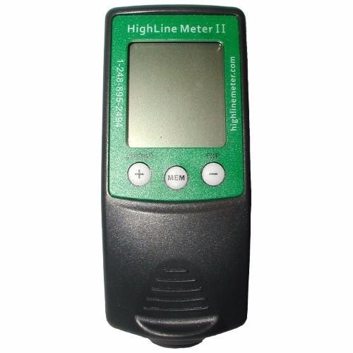 New Highline 2nd Generation Paint Meter