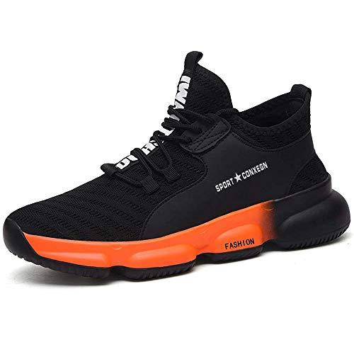 [TUKIS] 安全靴 作業靴 ワーキングシューズ 鋼先芯 通気性 耐油 セーフティーシューズ 耐滑 衝撃吸収 耐摩耗 メンズ レディース