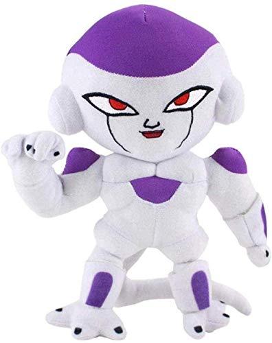 3 Estilos Dragon Ball Z Juguetes de Peluche Vegeta Cell Frieza Anime muñecos de Peluche Regalos para niños-Cell-Cold-Frialdad
