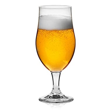 Libbey Craft Brews Beer Glass Set (Belgian)