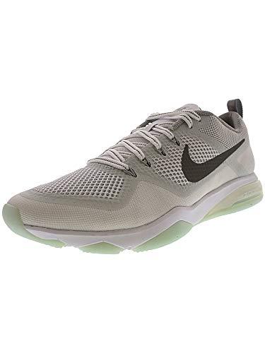 Nike Wmns Air Zoom Fitness, Scarpe Donna, Bianco (Bianco/Reflect Argento/Glacier Blu 100), 39 EU