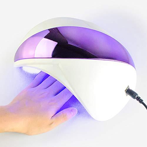 Lampes UV Sèche-ongles haute puissance Affichage de synchronisation invisible Capteur infrarouge UVL ED Lampe de cuisson pour colle à ongles Lampe de cuisson 220v