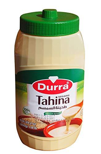 Durra - Sesampaste Tahina - Tahin - Tahini (800g)