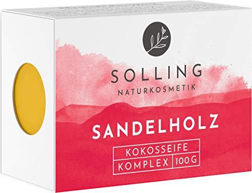 Ölmühle Solling Kokosseife Sandelholz