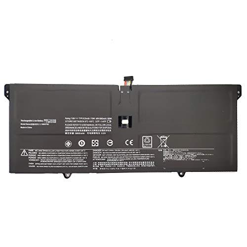 Binger L16M4P60 Replacement Laptop Battery Compatible with Lenovo Ideapad Flex Pro-13IKB Yoga 920-13IKB Glass Series Notebook 5B10N17665 5B10N01565 5B10W67249 L16C4P61 (70Wh 7.68V)