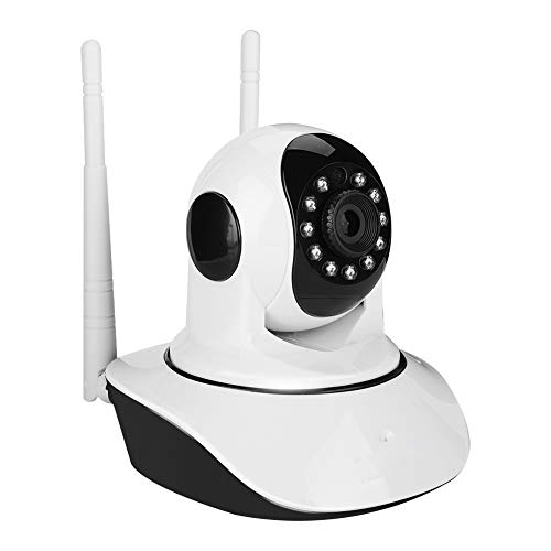 WiFi 1080P Seguridad IP Pan Tilt Smart Camera Wireless IR Night Vision...