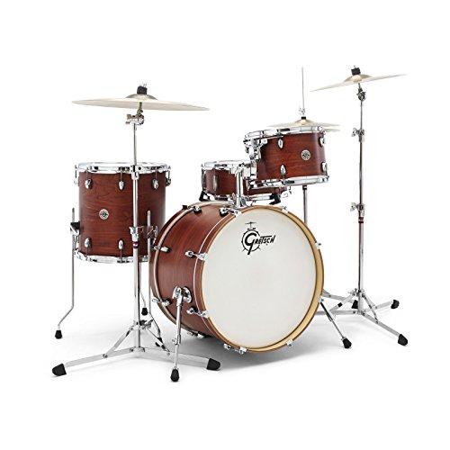 Gretsch 20' Satin Walnut Glaze Drumset · Batería