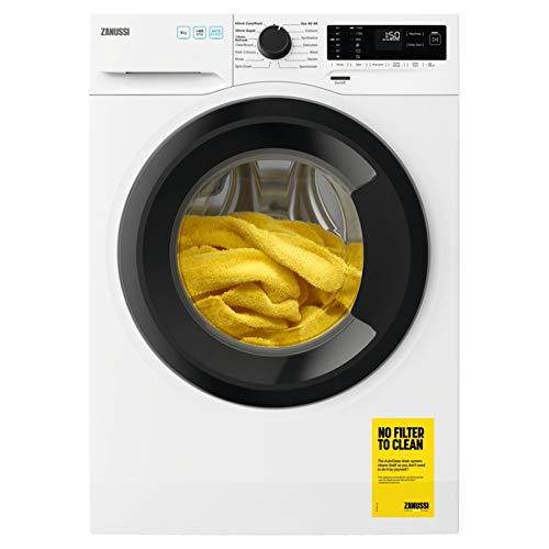 Zanussi ZWF843A2DG 1400rpm Washing Machine 8kg Load Class C White