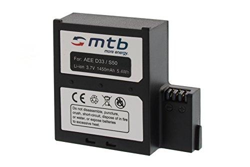 Baterìa para AEE Magicam S51, S60, S70. / Veho MUVI K2 / Nilox F-60 EVO (4K) / KitVision Edge HD30W