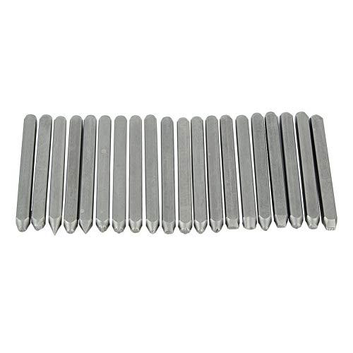 DyAn Amboss Meißelausrüstung Kit Für Schmuckverarbeitung, Die Schnitzwerkzeuge, 20 * Qualität Meißel