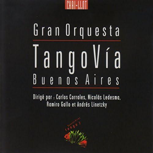 Gran Orquesta Tango Vía Buenos Aires