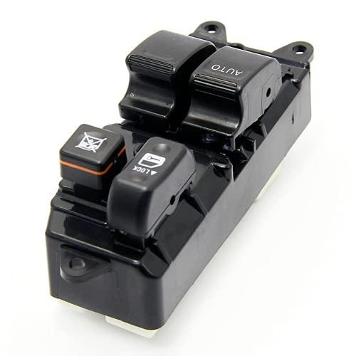 YSAZA Nuevo Interruptor de Control de Ventana Interruptor de Ventana eléctrica, para Toyota Corolla Saloon 84820-12361 8482012361