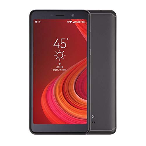 Lanix Ilium M5 Smartphone 5.5″, Ilium M5 16 GB, Color Gris. Telcel/Desbloqueado