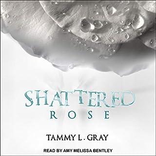 Shattered Rose audiobook cover art