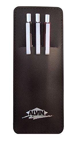 Alvin, Draft-Line, XA579C, Mechanical Pencils - 3-Piece Set: 0.5mm/0.7mm/0.9mm