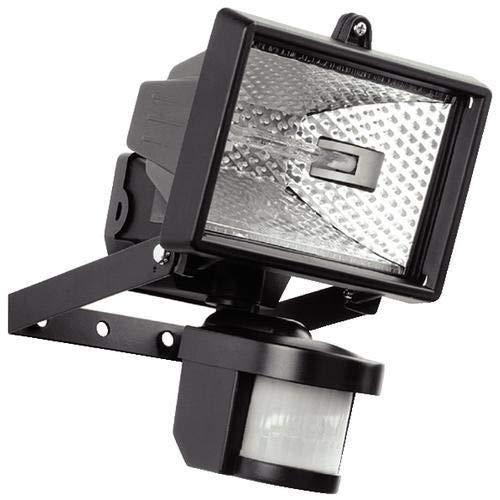 Hillington 400W Motion PIR Sensor Halogen Floodlight Security Garden...