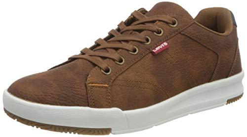 LEVIS FOOTWEAR AND ACCESORIAS COGSWELL, zapatillas de hombre, marrón, 43