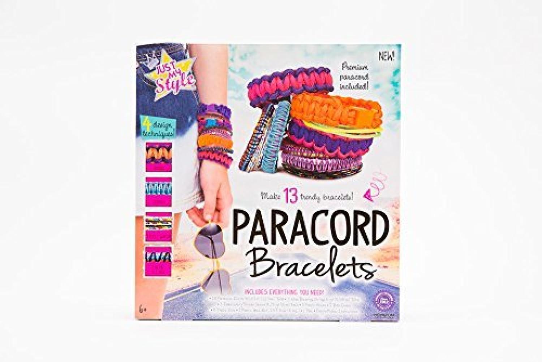 ventas en línea de venta Just My Style Paracord Bracelets Kit, Makes 10 Bracelets by by by Just My Style  ahorra hasta un 30-50% de descuento