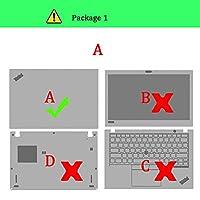 for lenovo Thinkpad T450 T460P T460S T470 T470P T470S T480 T480S T570 T580T T431S T440Sラップトップスキンプロテクターのラップトップステッカー-Package-1 A-For ThinkPad T480S