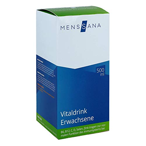 Vitaldrink Erwachsene MensSana, 500 ml Saft