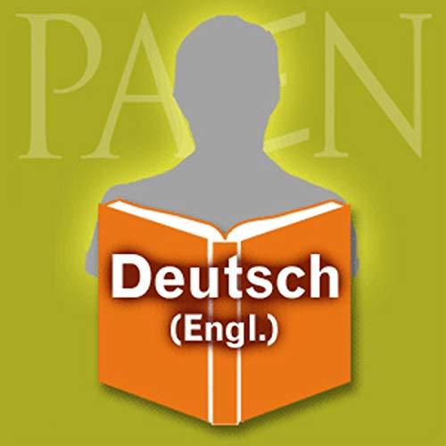 Deutsch als Fremdsprache für Anfänger Titelbild