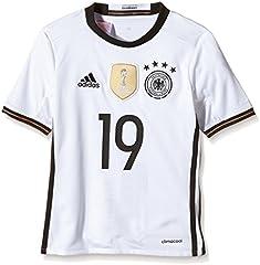 Adidas Camiseta Selección Alemana 1ª Equipación DFB 2016/2017 Götze Niño