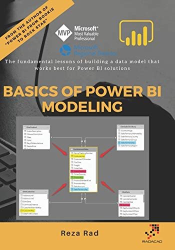 Compare Textbook Prices for Basics of Power BI Modeling: The fundamental lessons of building a data model that works best for Power BI solutions  ISBN 9798683854409 by Rad, Reza