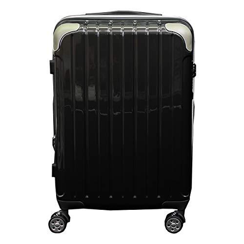 [シフレ] スーツケース 4輪 機内持ち込み 42L 48.5cm 3.1kg スカイラボ SKY2145-48 拡張 LCC対応 ガンメタ