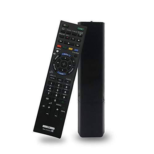 SIUMAL Telecomando RM-ED053 Sostituzione per Telecomando Sony LED LCD TV RM-ED052 RM-ED044 RM-ED047 RM-ED046 RM-ED050 RM-ED060