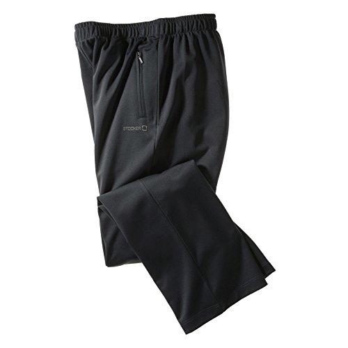 STOOKER Jim Herren Trainingshose, Freizeithose, Jogging Hose Gr. M - XXXL (Black, M)