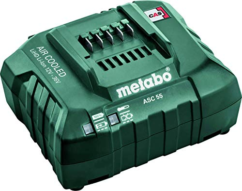Metabo 627044000 Chargeur ASC 55, 12-36 V, Air conditionné,36 V
