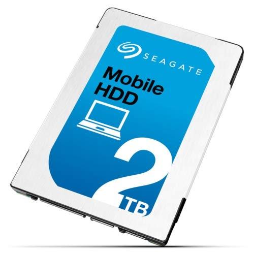 SEAGATE 2TB HDD SATA 5400rpm 6,4cm 2,5Zoll 7mm Bauhöhe 128Mb Cache BLK