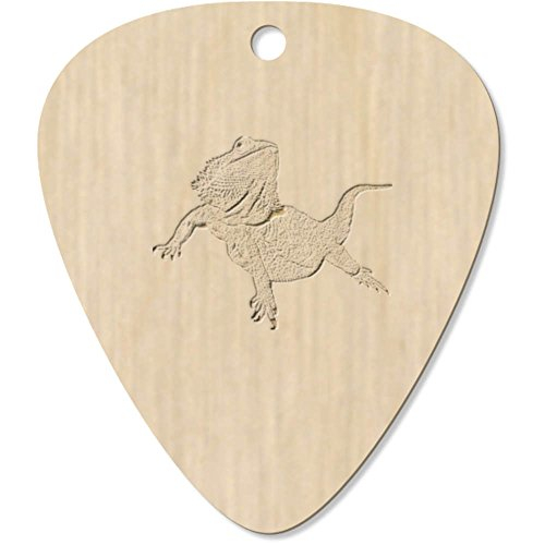 Azeeda 7 x 'Bärtiger Drache' Plektrum / Picks (GP00004282)