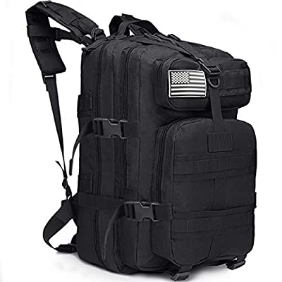 Tesinll Tactical Backpack 45 Liters Army Backpack