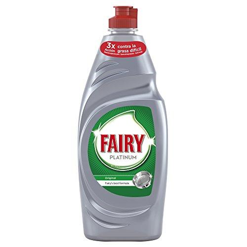 Fairy–Mano Platinum Original–650ml
