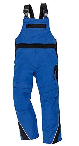 Works Kinderlatzhose in blau-schwarz 2775/4 in Größe 128