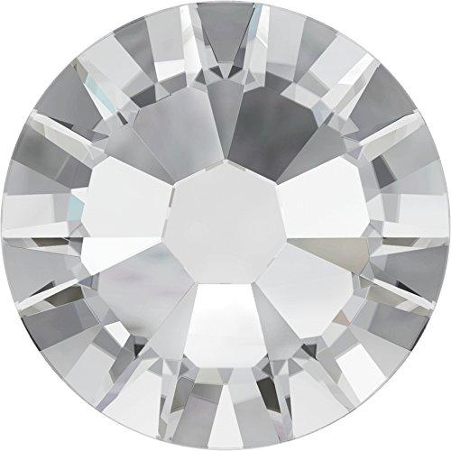 Swarovski® Kristalle 2058 ohne Kleber SS07 (ca. 2.2mm) 100 Stück Crystal