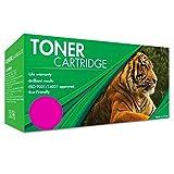 EL TIGRE Cartucho de Toner Genérico CE313A Color Magenta, Compatible para Impresoras: HP Color Laserjet CP1025 / CP1025NW / Canon i-SENSYS LBP7010C HP Color Laserjet Pro MFP M176N / M177FW