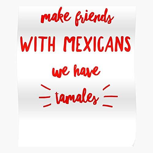 Chicana Latino Chicano South Hispanic America Central Latina Latin Home Decor Wandkunst drucken Poster !