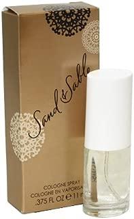 Coty Sand & Sable Cologne Spray for Women, 0.375 Fluid Ounce
