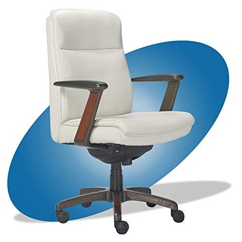 La-Z-Boy Dawson Modern Executive Office, Adjustable High Back Ergonomic Computer Chair with Lumbar...