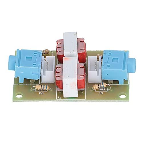 アイソレーションモジュールステレオオーディオノイズリダクション電流サウンドフィルター3.5mmポートXH-M372サウンドフィルターモジュール
