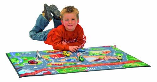 Majorette 213315749 - Play Mat, Spielteppich, 100 x 70 cm