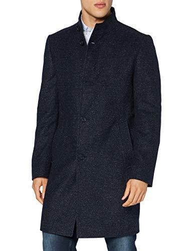 HUGO Mintrax2041 Cappotto, Blu Scuro (405), 102 Uomo