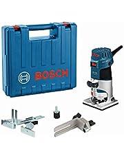 Bosch Professional GKF 600 Professionele randfrees in ambachtskoffer