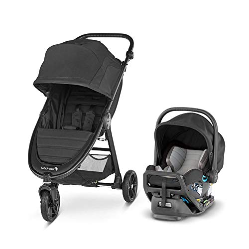 Baby Jogger City Mini GT2 Travel System, Jet