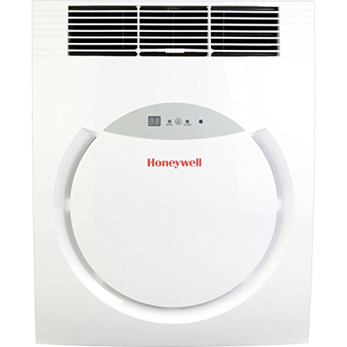 Honeywell MF08CESWW 8,000 BTU Portable Air Conditioner With Remote Control - White