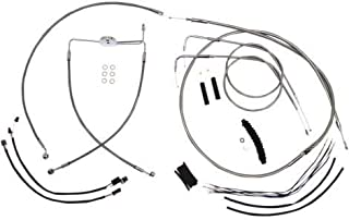 Magnum 589281 Stainless Steel XR Handlebar Installation Kit for 12-14in. Ape